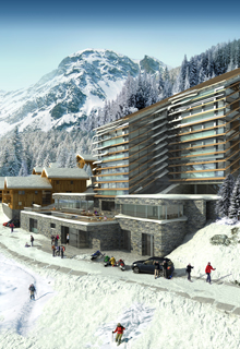 Designed with Anne Kieffer for Paczowski et Fritsch Architectes 2010-11