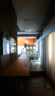 Bar / Lounge - Luxembourg 2003